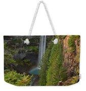 Brandywine Falls Plunge Weekender Tote Bag