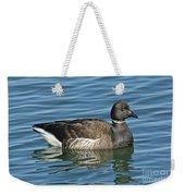 Brant On Calm Water Weekender Tote Bag