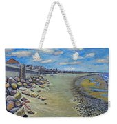 Brant Rock Beach Weekender Tote Bag