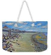 Brant Rock Beach Weekender Tote Bag