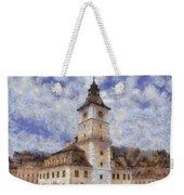 Brasov City Hall Weekender Tote Bag