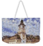Brasov City Hall Weekender Tote Bag