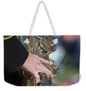 Brass Musical Instrument 01 Weekender Tote Bag