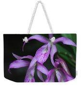 Brassanthe Maikai Orchid Weekender Tote Bag