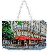 Brasserie De L'isle St. Louis Paris Weekender Tote Bag