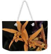 Brassolaeliocattleya Hawaiian Treat Weekender Tote Bag
