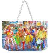 Brazil Day Colors Weekender Tote Bag