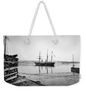 Brazilian Steamship, 1863 Weekender Tote Bag