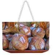 Bread At A French Market Weekender Tote Bag
