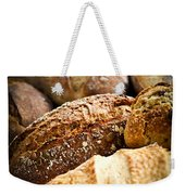 Bread Loaves Weekender Tote Bag by Elena Elisseeva