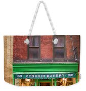 Bread Store New York City Weekender Tote Bag by Garry Gay