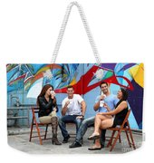 Break Time Weekender Tote Bag