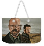 Breaking Bad Weekender Tote Bag