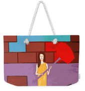Breakthrough Weekender Tote Bag