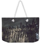 Breakwater In Jersey Weekender Tote Bag