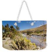 Breamish Valley In Spring Weekender Tote Bag