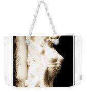 Breasted Column Weekender Tote Bag