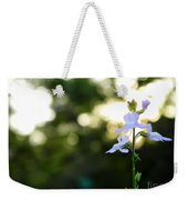 Breath Weekender Tote Bag