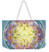 Breath Of Life Mandala Weekender Tote Bag