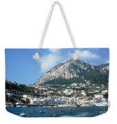 Breath Of Paradise Weekender Tote Bag