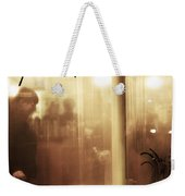 Breaths In The Rain Weekender Tote Bag