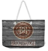 Breckenridge Brewery Weekender Tote Bag