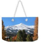 Breckenridge Colorado Weekender Tote Bag