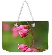 Breezy Coral Bells  Weekender Tote Bag