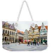 Bremen Main Square Weekender Tote Bag