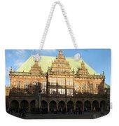 Bremen Town Hall Germany Weekender Tote Bag