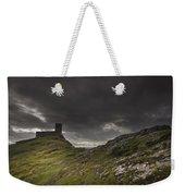 Brentor Church Dartmoor Devon Uk Weekender Tote Bag