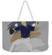 Brewers Shadow Player Weekender Tote Bag