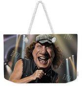 Brian Johnson Weekender Tote Bag