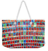 Brick Beauty Weekender Tote Bag