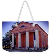 Brick Church Weekender Tote Bag