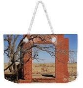 Brick Entry 1 Weekender Tote Bag