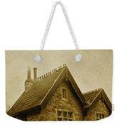 Brick House Weekender Tote Bag