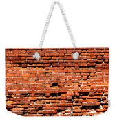 Brick Scarp Walls And Casement Gallery Weekender Tote Bag