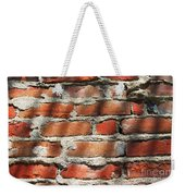 Brick Wall Shadows Weekender Tote Bag