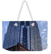 Bricks And Glass Weekender Tote Bag