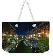 Bricktown Canal Weekender Tote Bag