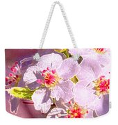 Bridal Bouquet By Jrr Weekender Tote Bag