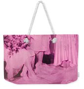 Bridal Pink By Jrr Weekender Tote Bag