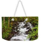 Bridal Veil Creek Weekender Tote Bag