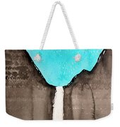 Bridalveil Fall Original Painting Sold Weekender Tote Bag