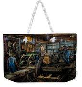Briden-roen Sawmill Weekender Tote Bag