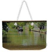 Bridge 238b Oxford Canal Weekender Tote Bag