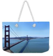 Bridge America Weekender Tote Bag