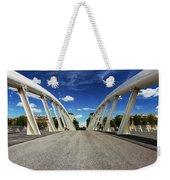 Bridge Arch Weekender Tote Bag