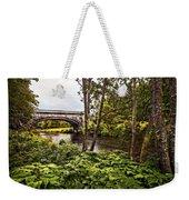 Bridge At Iveraray Castle Weekender Tote Bag